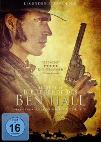 Die Legende von Ben Hall - dvd-cover