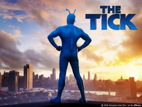 The Tick - Season 1© 2016 Amazon.com Inc., or its affiliates