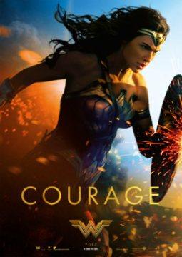 Wonder Woman 2017 - Poster