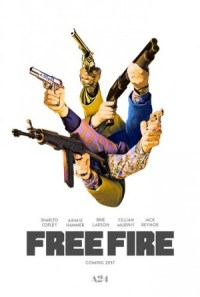 Free Fire - Poster