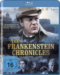 Frankenstein Chronicles - Season 1 - bd-cover