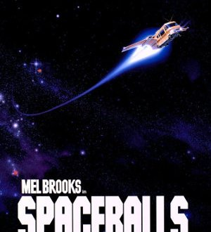Spaceballs MGM - poster