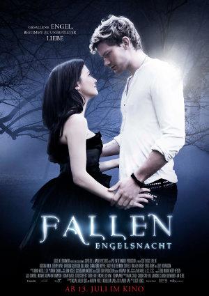 Fallen - Engelsnacht - Poster | Ein Mystery-Romanze