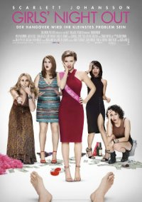 Girls night out - poster
