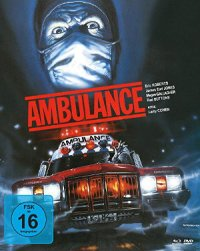 Ambulance - 1990 - Blu-Ray Cover