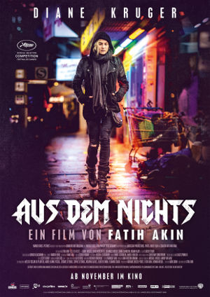 Aus dem Nichts - Poster   Film von Faith Akin