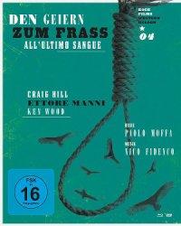 Den Geigern zum Fraß - Blu-Ray-Cover