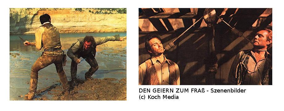 Den Geigern zum Fraß - Szenenbilder