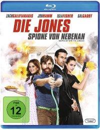 Die Jones - spione von nebenan - Blu-Ray Cover | Ab jetzt im Handel