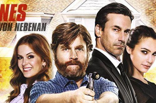 Die jones - Spione von nebenan - filmkritik | Krimikomödie mit Starbesetzung