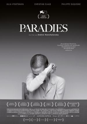 Paradies - poster
