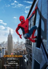 Spider-Man Homecoming - poster