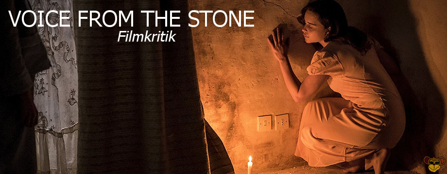 Voice from the Stone - Review   Ein Mystery-Drama