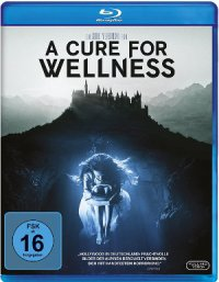 A Cure for Wellness - Blu-Ray-Cover