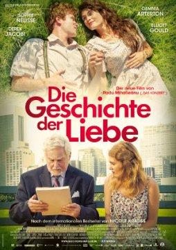 Die Geschichte der Liebe - Poster