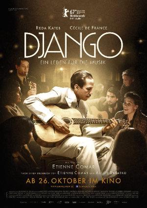 Django Ein Leben fuer die Musik - Poster | NS-Drama