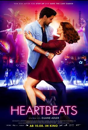 Heartbeats - Poster | Tanzfilm und Romanze