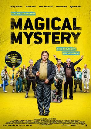 Magical Mystery - Poster | Eine Komödie nach einem Roman
