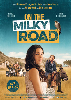 On The Milky Road - Poster | Ein Drama