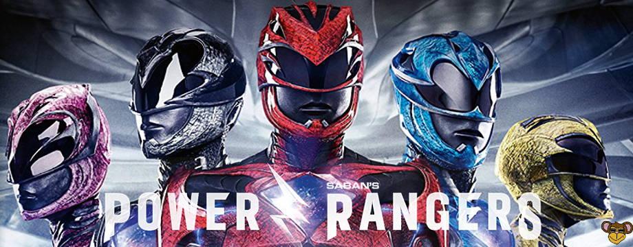 Power Rangers 2017 - Filmkritik   Verkaufsstart am 03. August 2017