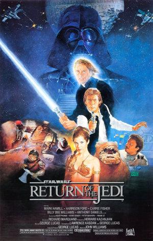 Star Wars - Die Rueckkehr der Jedi-Ritter