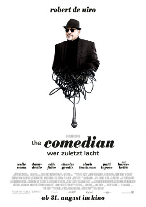 The Comedian - Poster