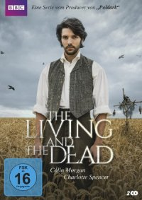 The Living and the Dead - Blu-Ray-Cover | Horror und Drama
