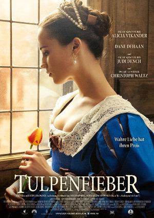 Tulpenfieber - Poster   Eine viktorianische Romanze