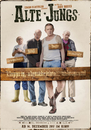 Alte Jungs - Poster   Komödie