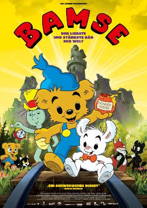 Bamse - Poster