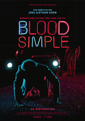Blood Simple - Poster