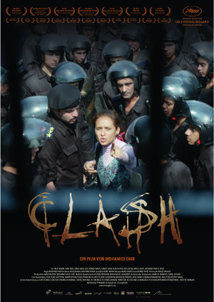 Clash - Poster