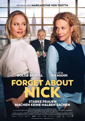 Forget About Nick - Poster | deutsche Komödie