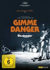 Gimme Danger - DVD-Cover | Jetzt im Handel