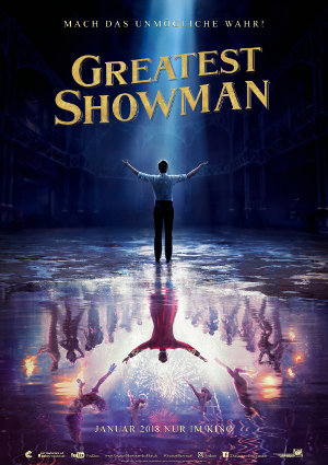 Greatest Showman - Poster | Musical Biopic