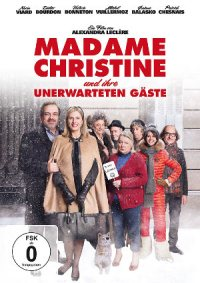 Madame Christine - DVD-Cover | Eine franz. Cluture-Clash Komödie