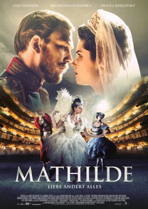 Mathilde - Poster | Historienfilm über wahre Geschichte