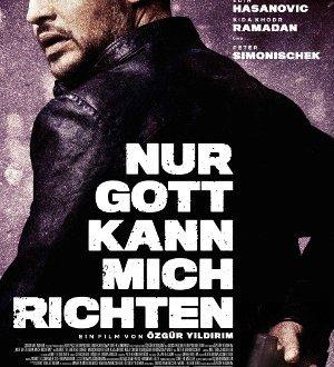 Nur Gott kann mich richten - Poster | Drama mit Moritz Belibtreu