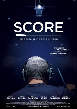 Score - die Geschichte der Filmmusik - Poster