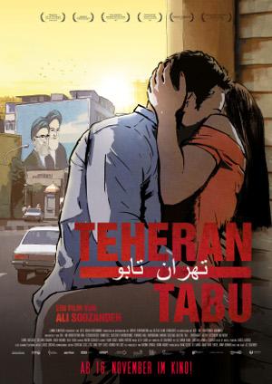 Teheran Tabu - Poster