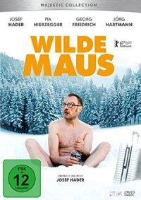 Wilde Maus - DVD-Cover   von und mit Josef Hader