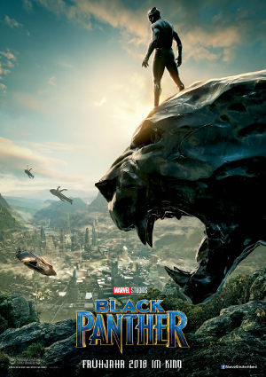 Black Panther - Poster | Superheldenfilm