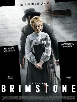 Brimstone - Poster | Western-Thriller