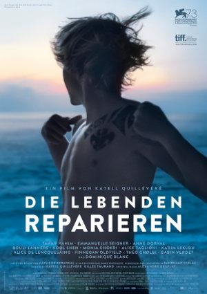 Die Lebenden reperarieren - Poster   Drama