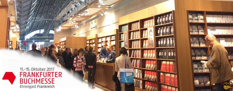 Die Frankfurter Buchmesse 2017