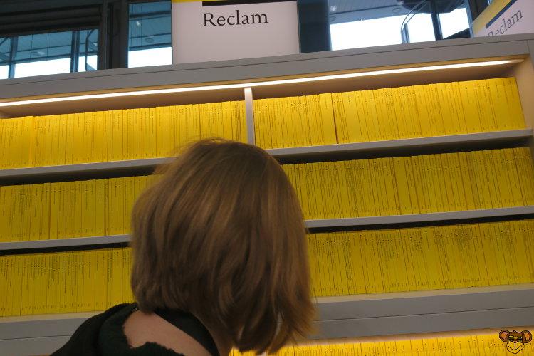 Frankfurter Buchmesse 2017 - Filmaffe Martina