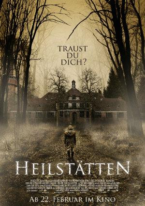 Heilstaetten - Poster | Horrorfilm