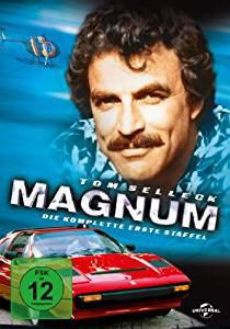 Magnum - DVD-Cover Staffel 1