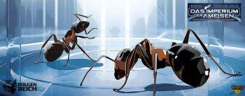 Das Imperium der Ameisen - Hörspiel von Oliver Döring