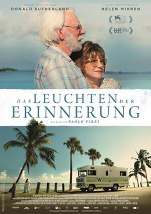 Das Leuchten der Erinnerung - Poster | Drama mit Helen Mirren und Donald Sutherland